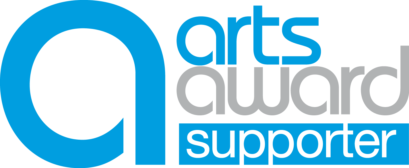 Arts Awards Supporter Badge